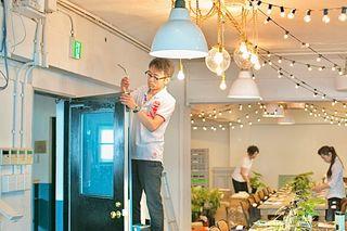 このウェディングサプライヤーは丸山 吉彦さんです。