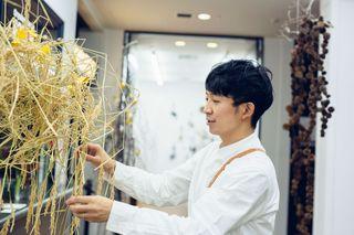 このウェディングサプライヤーは前田研史さんです。