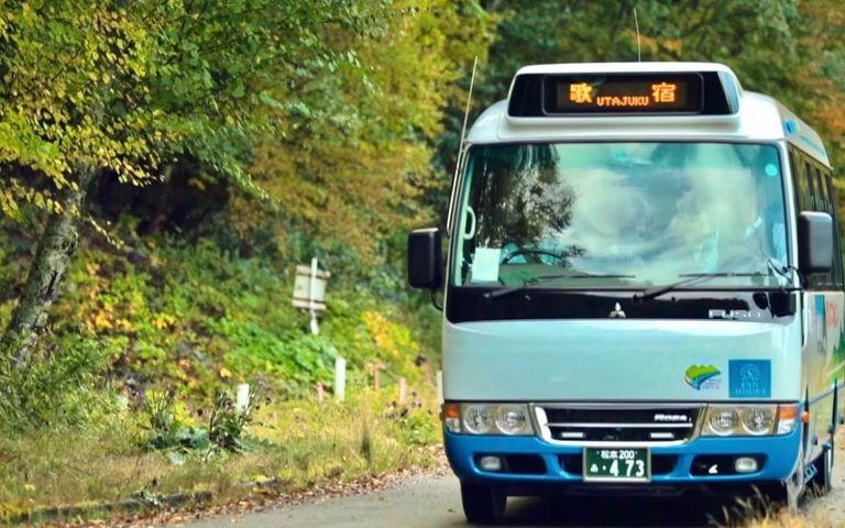 #南アルプス林道バス #貸切頭頂|フリーランスのプランナーならBRAPLA|ブラプラ|