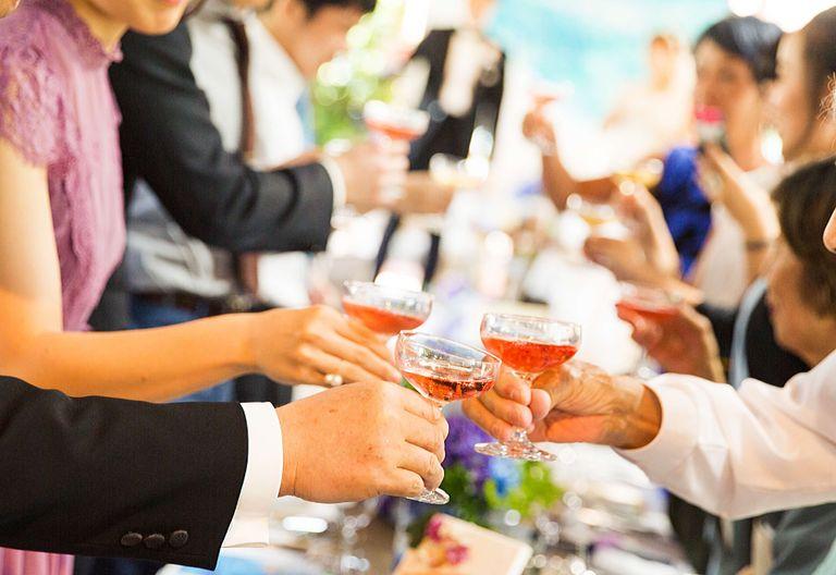 #乾杯 結婚式ならBRAPLA ブラプラ 