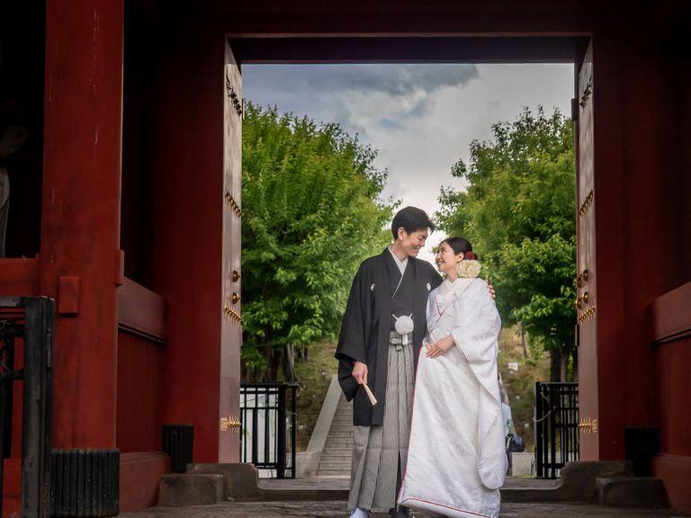 #和装 #白無垢 #神社|フリーランスのプランナーならBRAPLA|ブラプラ|