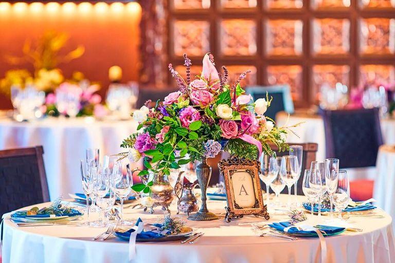 #ゲストテーブル|結婚式ならBRAPLA|ブラプラ|