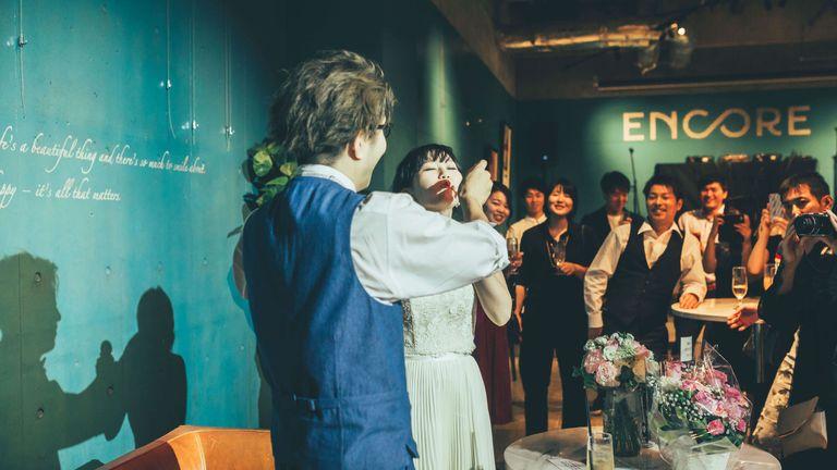 #ライブ #最強の花嫁 #二次会|フリープランナーならBRAPLA|ブラプラ|