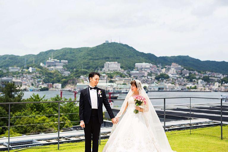 #稲佐山 結婚式ならBRAPLA ブラプラ 