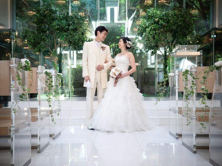 #ウェディングドレス #チャペル|結婚式ならBRAPLA|ブラプラ|