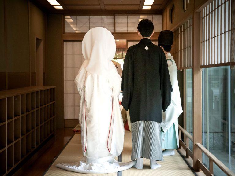 #和装 #白無垢 #神前式 #綿帽子|フリープランナーならBRAPLA|ブラプラ|