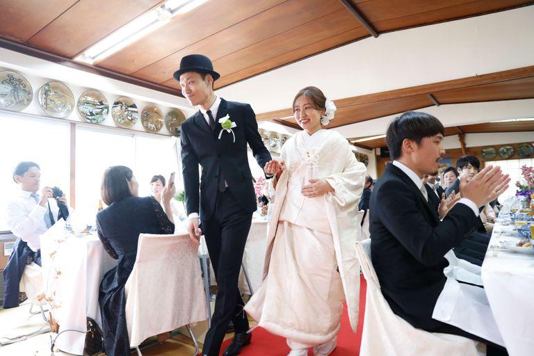 #自宅婚 #旅館ウエディング #白無垢 フリーランスのプランナーならBRAPLA ブラプラ 