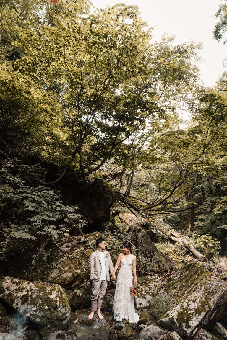 #滝|結婚式ならBRAPLA|ブラプラ|