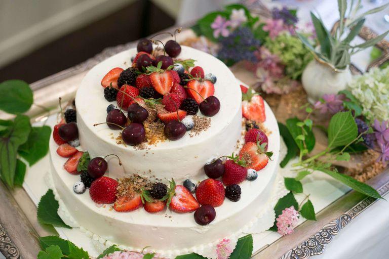 #ウエディングケーキ フリープランナーならBRAPLA ブラプラ 